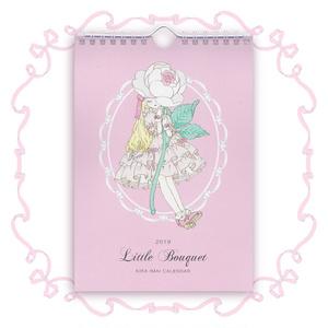 【SALE】Little Bouquet カレンダー2019