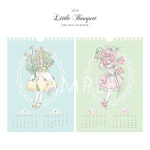 Little Bouquet カレンダー2019