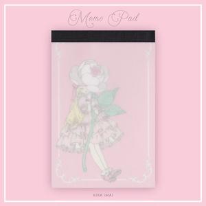 メモパッド[Rose]