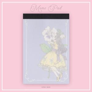 メモパッド[Violet]