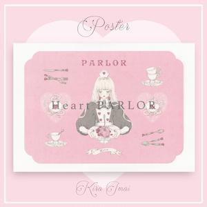 ミニポスター[Heart PARLOR]