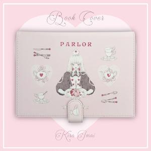 ブックカバー[Heart PARLOR]