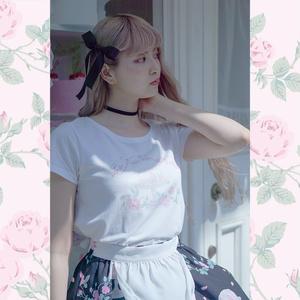 Tシャツ[La Vie en Rose]