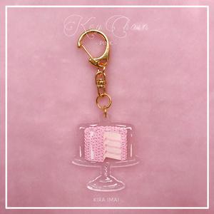 """キーチェーン[La Vie en Rose """"Pink""""]"""