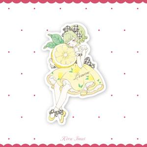 ステッカー[Lemon]