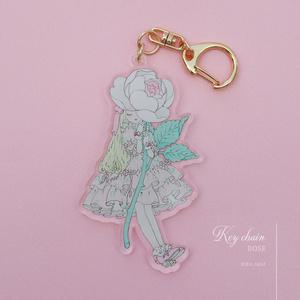 キーチェーン[Rose]
