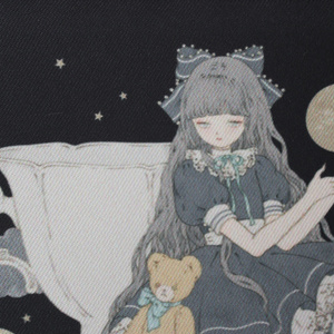 ポーチ[Dark tea]