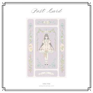 ポストカード[Lolita]