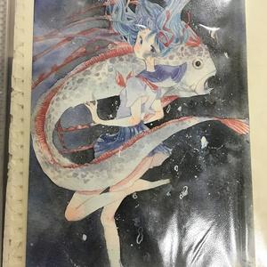 【原画】深海の記憶