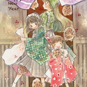 【原画】謹賀新年うりぼう屋