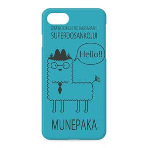 MUNEPAKA iPhone背面ケース