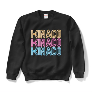 KINACOネオンサインスウェット