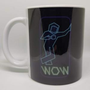 WOWマグカップ(宅急便60サイズ発送)