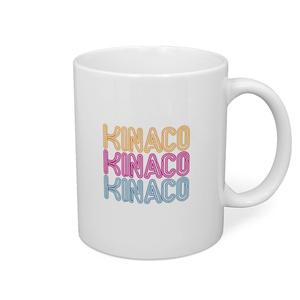 KINACOネオンサインマグカップ