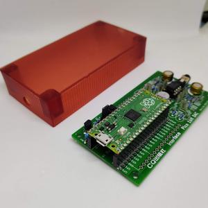 Raspberry Pi Pico 1bit DAC専用ケース