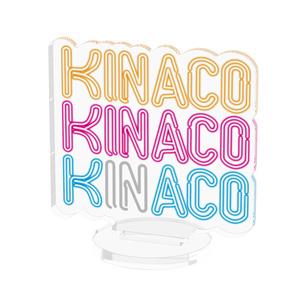 KINACOネオンサインアクリルフィギュアB