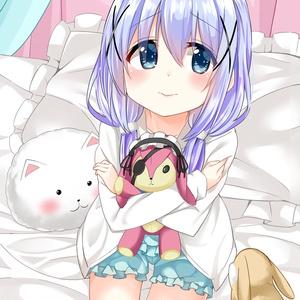 『おやすみチノちゃん』B2タペストリー