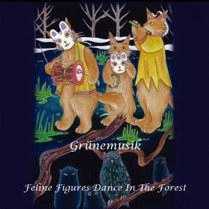 ねこのかげが森でおどる/ニュクス(2 in 1 CD)[あんしんBOOTHパック]