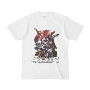 FIGHTING EX LAYER - T-shirt (White)