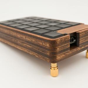 HelixPico WoodShell