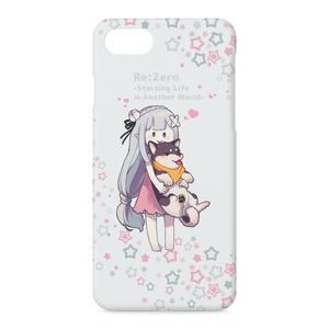 エミリア&柴犬スバルiPhoneケース