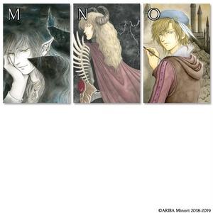 ポストカード各種-3