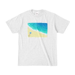 【淡色カラーTシャツ】Pulmo in SUMMER'18