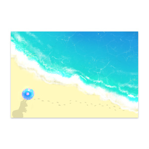 【ポストカード】Pulmo in SUMMER'18