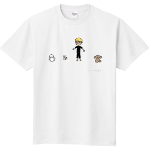 【匿名配送】結城汰郎デザイン『ソーシャルディスタンス』Tシャツ