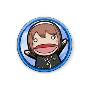 パペット缶バッチ(射撃)
