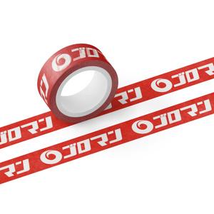 ゴロマン公式テープ(旧ロゴ)