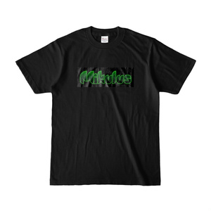 Mikulusロゴ Tシャツ
