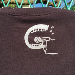 『ハイクラス!!』スウェットシャツ(パープル・XSサイズ)
