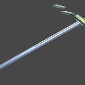 片手剣『Royal Short Sword』