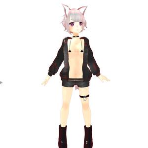 【オリジナル3Dモデル】syu