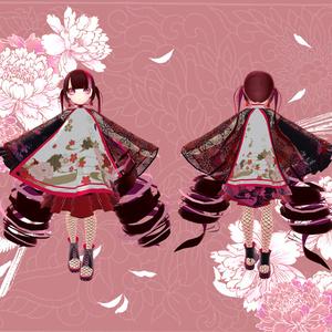 【オリジナル3Dモデル】いちごコロネ