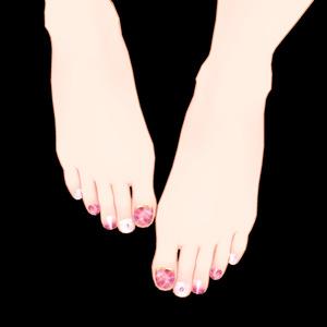 【LSBody用ネイル】L_nail