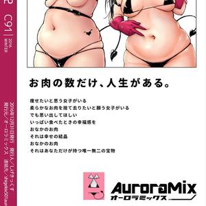 MPSR ムチぽちゃサキュバスちゃんのラクガキ本(DL版)