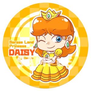 缶バッジ:デイジー姫