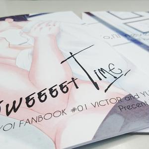 【Our Sweeeet Time】ヴィク勇フルカラーイラスト本#01