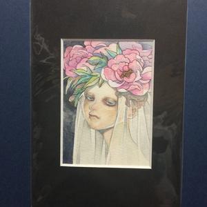 ATC原画「花まつり」