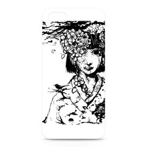 iPhone5/5sケース-側面あり(saku乱)