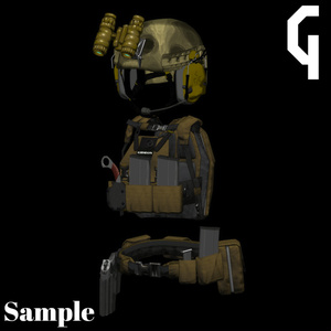 """Jackkife"" Tactical Set"