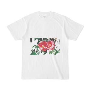 椿のtシャツ