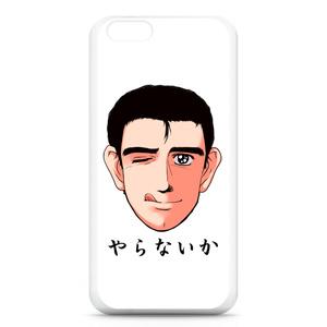 阿部さん ウインクVer. iPhone6 ケース