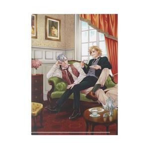 【クリアファイル】オリヴィエ&イーライ