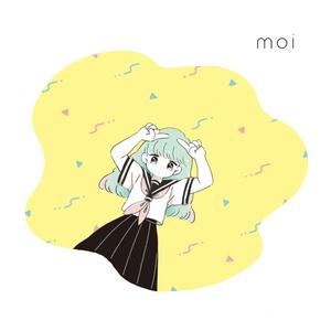 illustration book moi