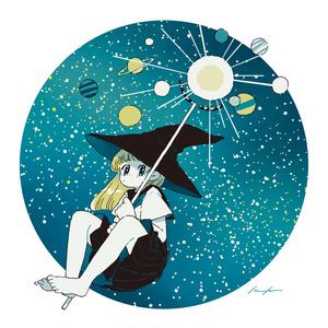 スクエア ポストカード(cosmo)