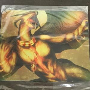 オリジナルマウスパッド:ドラゴン