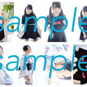 【生写真】紗々T &浴衣(全8種・ランダム2枚入り)